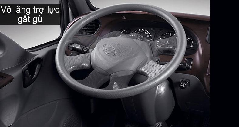Vô lăng trợ lực xe tải 2.5 tấn Hyundai N250SL thế hệ mới