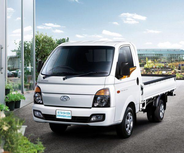 Xe tải thùng lửng 1 tấn Hyundai New Porter H150