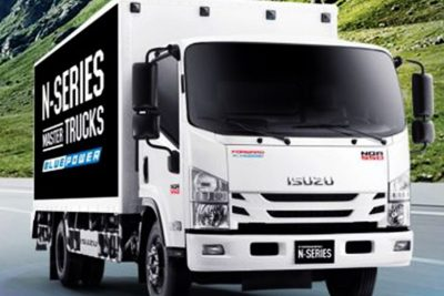 Xe tải ISUZU thùng kín 3.5 tấn NPR85KE4