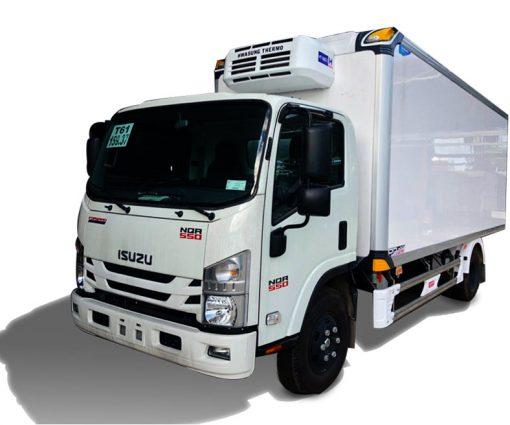 Xe tải thùng đông lạnh 5 tấn ISUZU