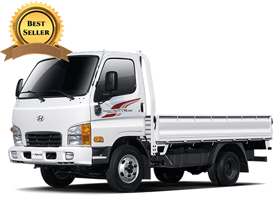 Xe tải Hyundai New Mighty N250SL 2.5 Tấn