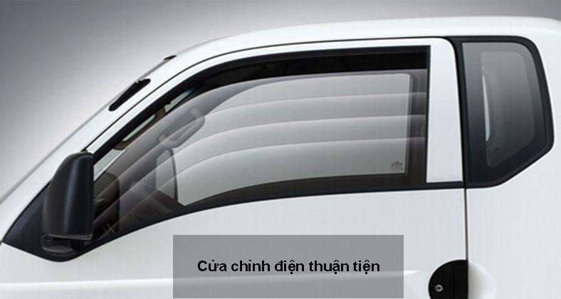 Cửa chỉnh điện trên xe Hyundai H150