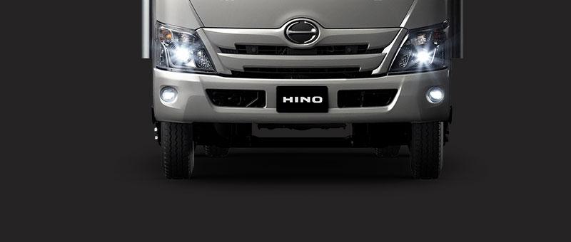 Đèn xe tải Hino 300