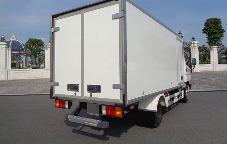 Bán xe tải đông lạnh cho trả góp Hyundai N250SL 2.5 tấn
