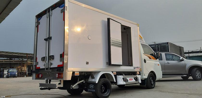 Xe tải đông lạnh 1 tấn Hyundai Mighty H150