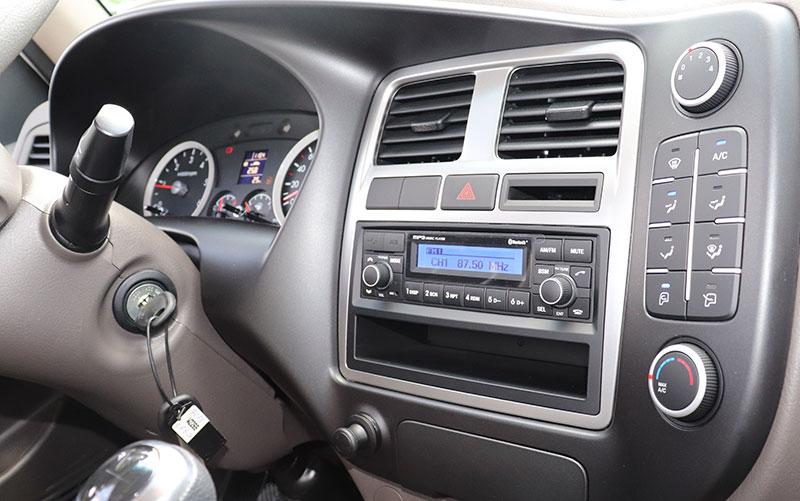 Mặt taplo xe tải Hyundai H150
