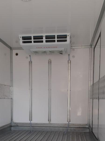Máy lạnh xe thùng đông lạnh