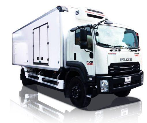 Xe tải ISUZU đông lạnh 9 tấn