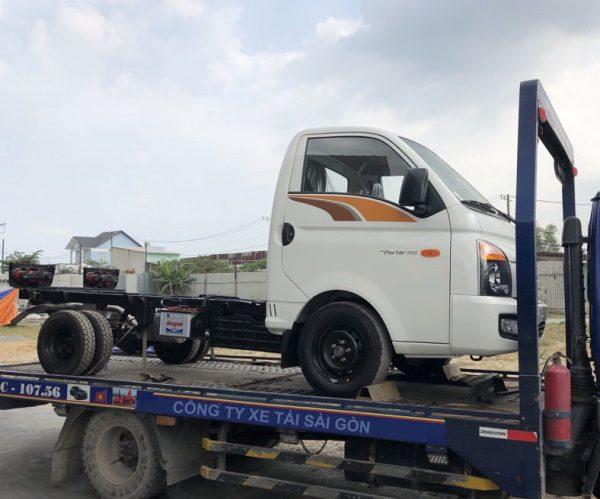 Chassi xe tải Hyundai H150 1.5 tấn