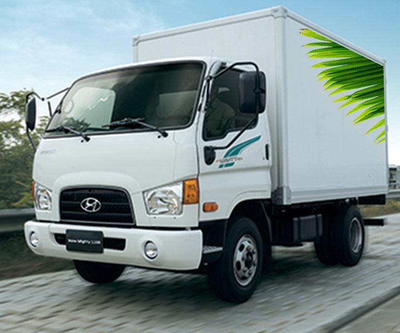 Xe tải 7 tấn thùng đông lạnh Hyundai 110s
