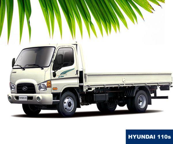Xe Tải Hyundai 110s tải trọng chở 7 tấn, thùng lửng, giá rẻ