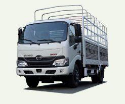 Xe tải HINO mui bạt