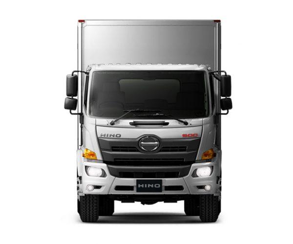 Xe tải HINO thùng kín 6.4 tấn, hino FC