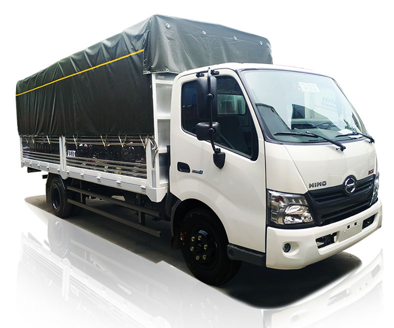 Xe tải thùng mui bạt HINO 300