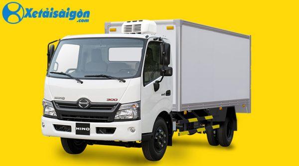 Xe tải thùng đông lạnh 3.5 tấn, Giá Rẻ, Bán Trả Góp