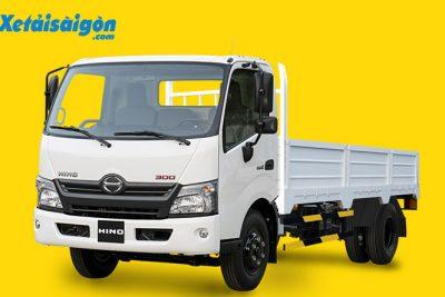 Xe tải thùng lửng 3.5 tấn Hino 300