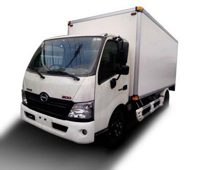 Xe tải đông lạnh 3.5 tấn HINO XZU720L