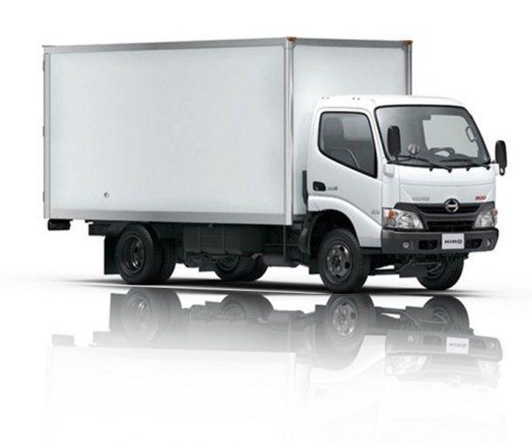 Xe tải thùng Composite HINO XZU720L 3.5 tấn