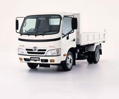 Xe tải HINO, đóng ben chuyên dùng, chở cát đá vật liệu xây dựng...