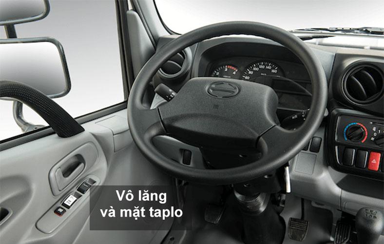 Vô lăng và mặt taplo trên Xe HINO 300, XZU