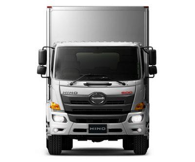 Xe tải đông lạnh, vách composite, sàn inox, HINO 500