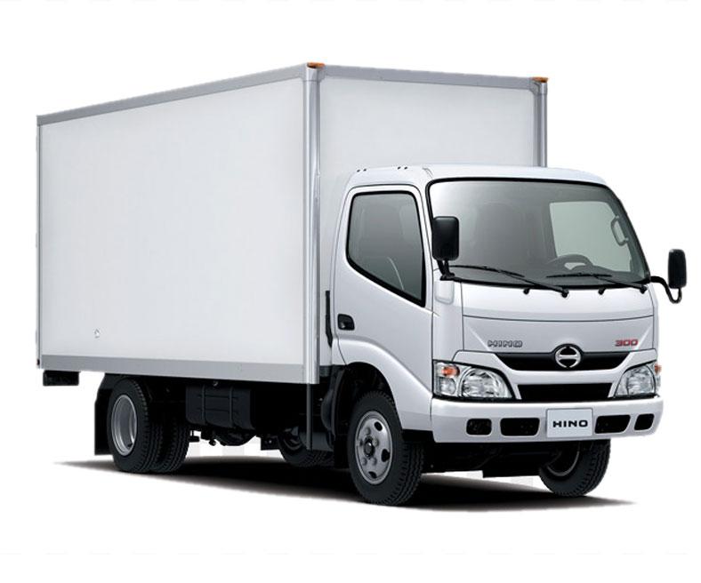 Xe tải thùng kín bảo ôn HINO 300
