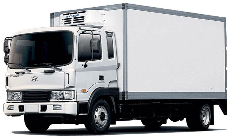 Xe tải thùng đông lạnh Hyundai HD250 15 tấn