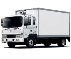 Xe tải thùng đông lạnh Hyundai HD240 15 tấn