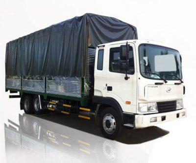 Xe tải Hyundai HD240 thùng mui bạt 15 tấn