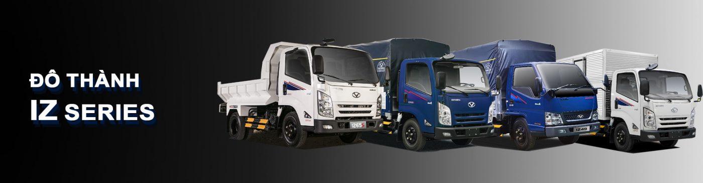 Xe tải Đô Thành IZ Series