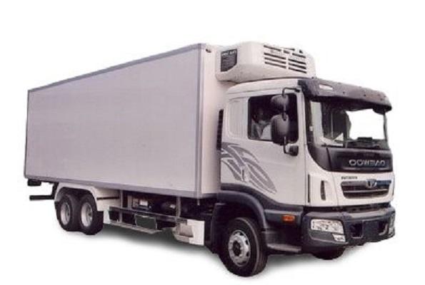 Xe tải đông lạnh Daewoo HC6AA 7.84 tấn