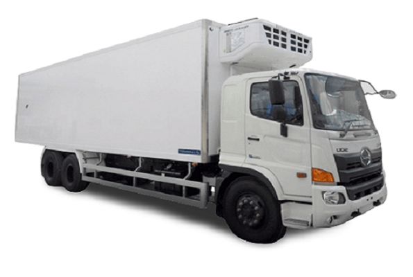 Xe tải đông lạnh Hino FG8JT7A 7.65 tấn