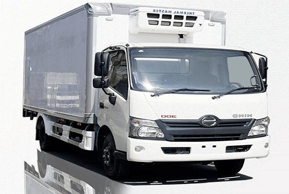 Xe tải đông lạnh Hino XZU342L 4.85 tấn