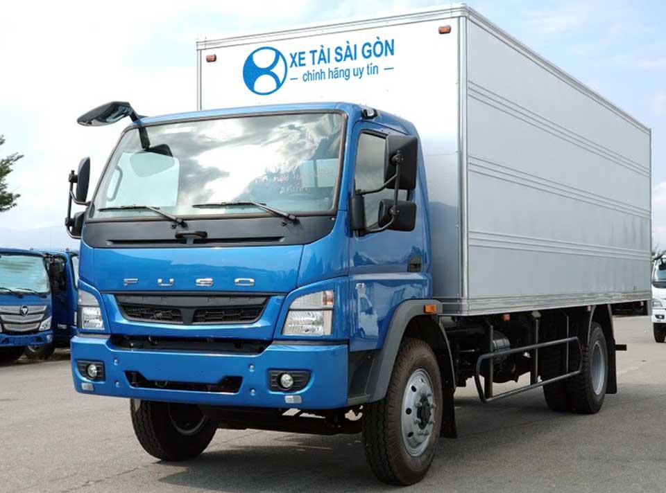 Xe tải Fuso, dòng xe tải cao cấp, thương hiệu xe tải đến từ Nhật Bản
