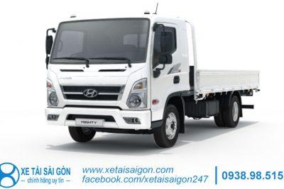 Xe tải Hyundai 8 tấn EX8 màu trắng