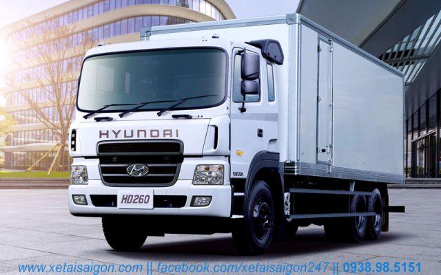 Xe tải thùng đông lạnh, bảo ôn Hyundai