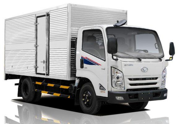 Xe tải IZ65 Đô Thành thùng kín chất lượng cao