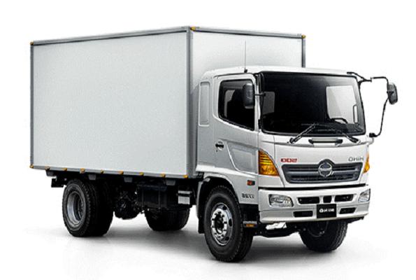 Xe tải đông lạnh Hino FC9JJTC