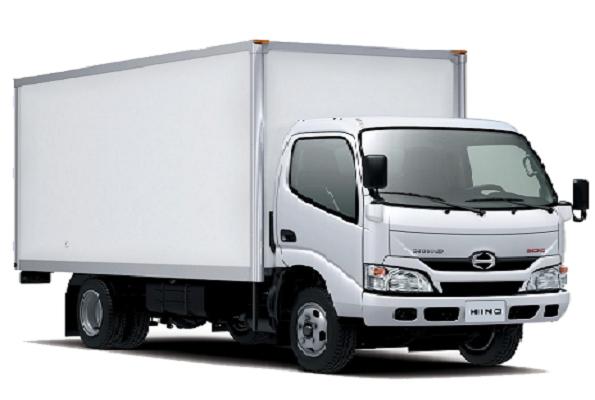 xe tải đông lạnh Hino XZU650L