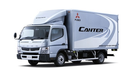 xe tải Fuso canter 4.99
