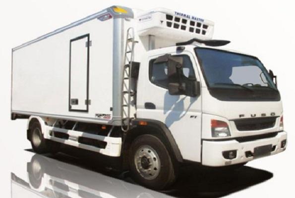 Xe tải Fuso Canter 6.5 - 3.45 tấn