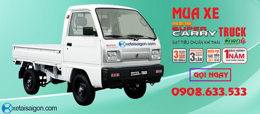 Giá xe tải Suzuki Carry Truck chính hãng