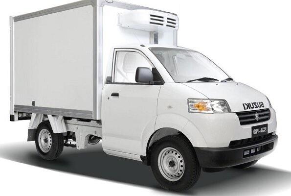 xe tải suzuki pro đông lạnh