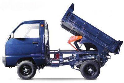 xe tải suzuki carry truck thùng ben
