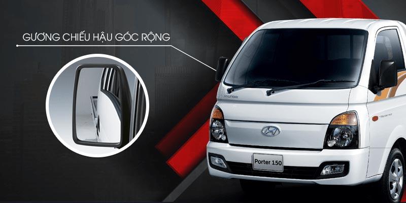 Cụm gương chiếu hậu xe Hyundai 1.5 tấn