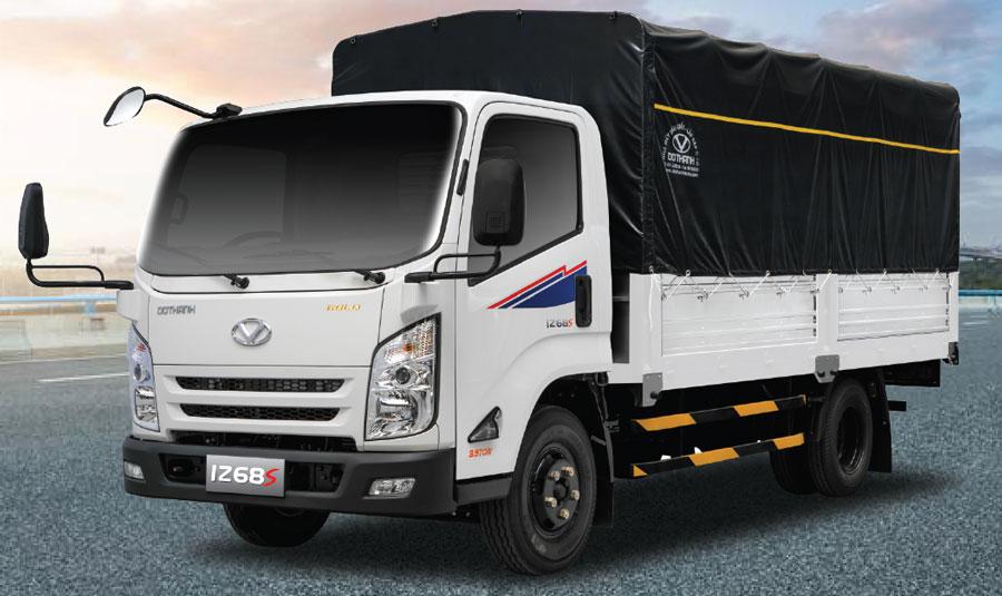 Xe tải Đô Thành IZ68S chính hãng