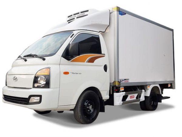 xe tải đông lạnh 1.2 tấn H150 Porter