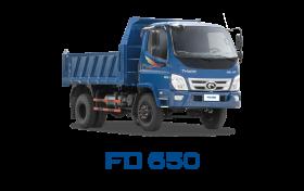 Xe tải THACO FORLAND FD650 6.5 Tấn