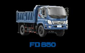 Xe tải THACO FORLAND FD850 7.82 Tấn