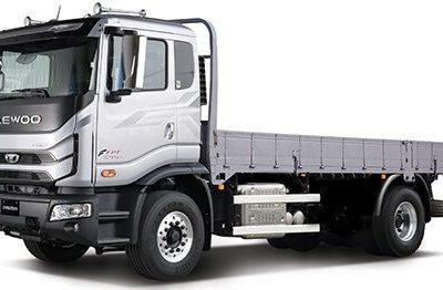Xe tải Daewoo HU6AA thùng lửng – 16 tấn 1.445.000.000 VNĐ